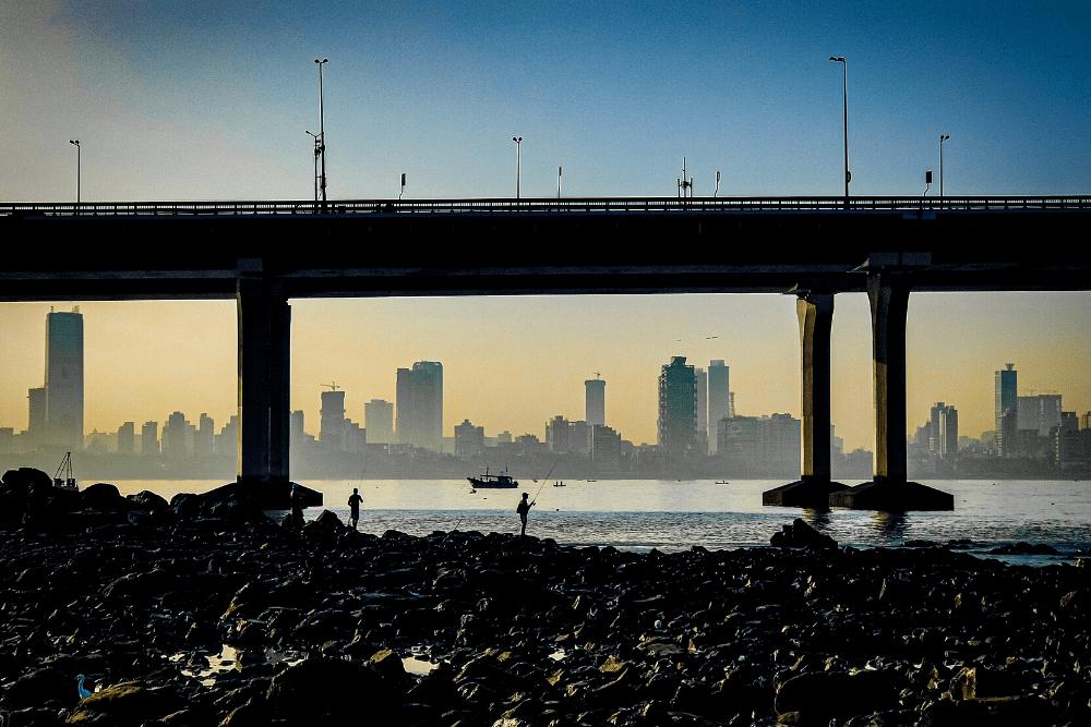 Worli - Bandra Sea Link, Mumbai